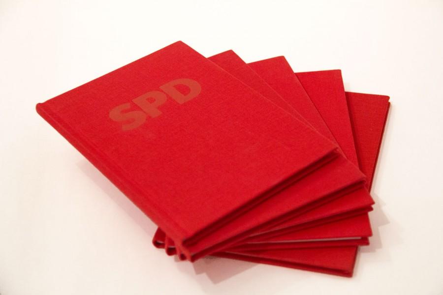 SPD Parteibücher