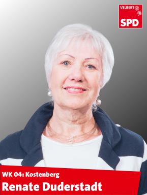 Renate Duderstadt